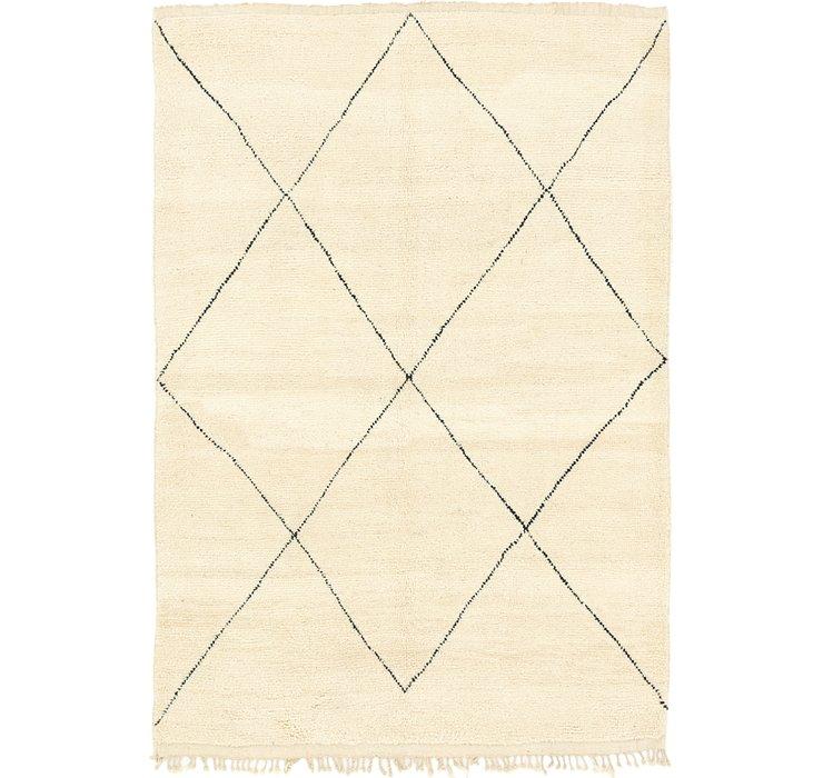 6' 7 x 9' 4 Moroccan Rug