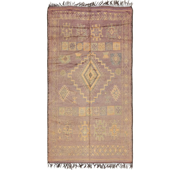 6' 3 x 11' 4 Moroccan Rug