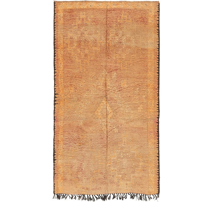 6' 3 x 11' 5 Moroccan Rug