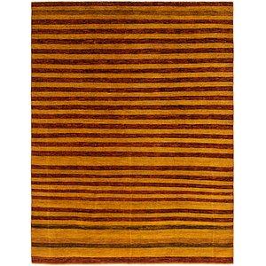 Unique Loom 7' 5 x 9' 9 Modern Ziegler Rug