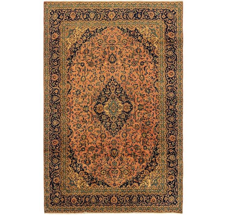 9' 8 x 14' 8 Kashan Persian Rug