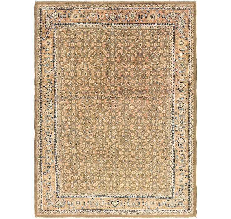 10' 5 x 14' 3 Farahan Persian Rug