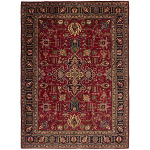Link to 8' 4 x 11' 4 Tabriz Persian Rug item page
