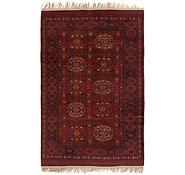 Link to 6' 5 x 9' 10 Torkaman Oriental Rug