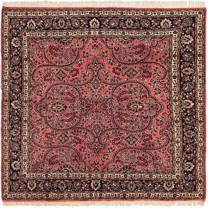 7' 9 x 8' 3 Liliyan Persian Square ...