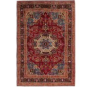 Link to 6' 4 x 9' 8 Mashad Persian Rug