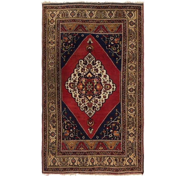 5' 10 x 9' 10 Anatolian Rug