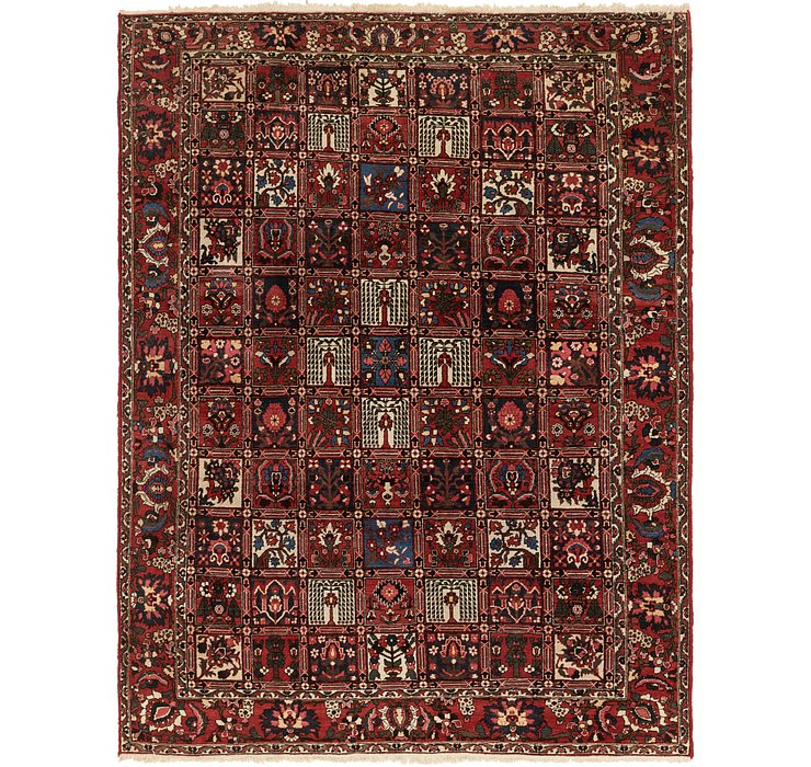 8' 6 x 11' 8 Bakhtiar Persian Rug