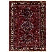 Link to 8' 6 x 11' 4 Ghashghaei Persian Rug