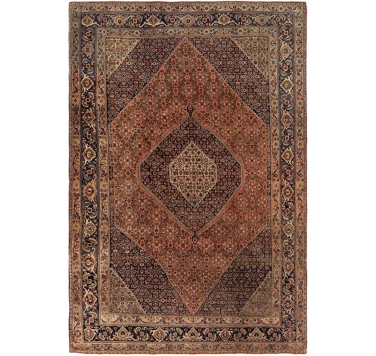 225cm x 343cm Bidjar Persian Rug