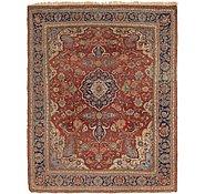 Link to 8' 3 x 10' 7 Heriz Persian Rug