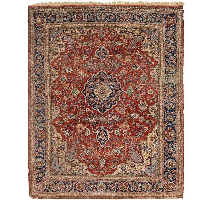 250cm x 323cm Heriz Persian Rug
