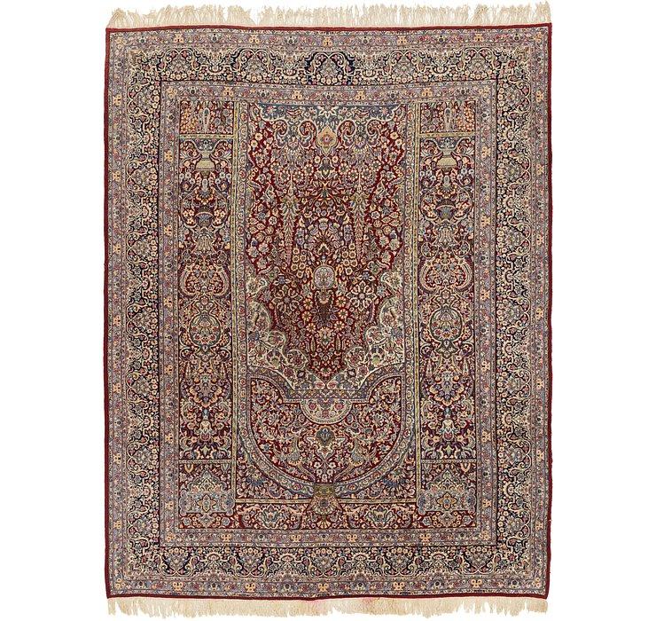 9' 3 x 12' Kerman Persian Rug