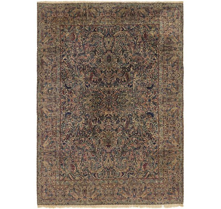 8' 8 x 12' 7 Kerman Persian Rug