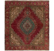 Link to 9' 6 x 10' 10 Tabriz Persian Rug