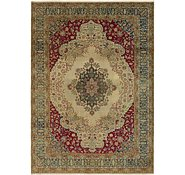 Link to 7' 6 x 10' 8 Tabriz Persian Rug