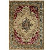 Link to 7' 6 x 10' 8 Tabriz Persian Rug