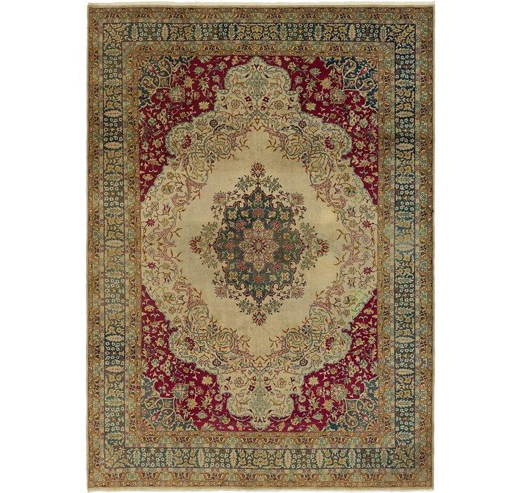 7' 6 x 10' 8 Tabriz Persian Rug