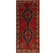 Link to 4' 10 x 10' 9 Meshkin Persian Runner Rug