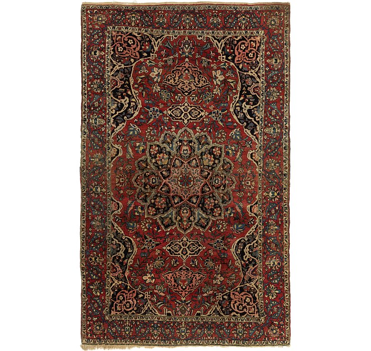 6' 7 x 10' 8 Bakhtiar Persian Rug