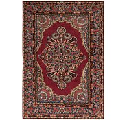 Link to 6' 8 x 9' 8 Yazd Persian Rug