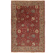 Link to 6' 3 x 9' 2 Classic Agra Persian Rug