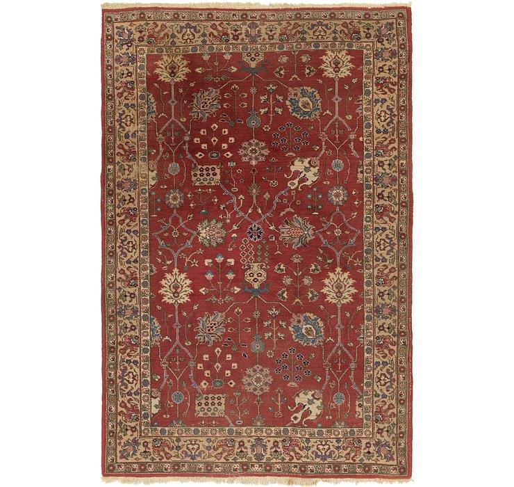 6' 3 x 9' 2 Classic Agra Persian Rug