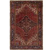 Link to 7' 6 x 11' 3 Heriz Persian Rug