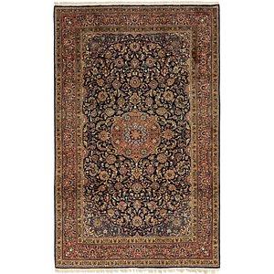 7' x 11' Sarough Persian Rug