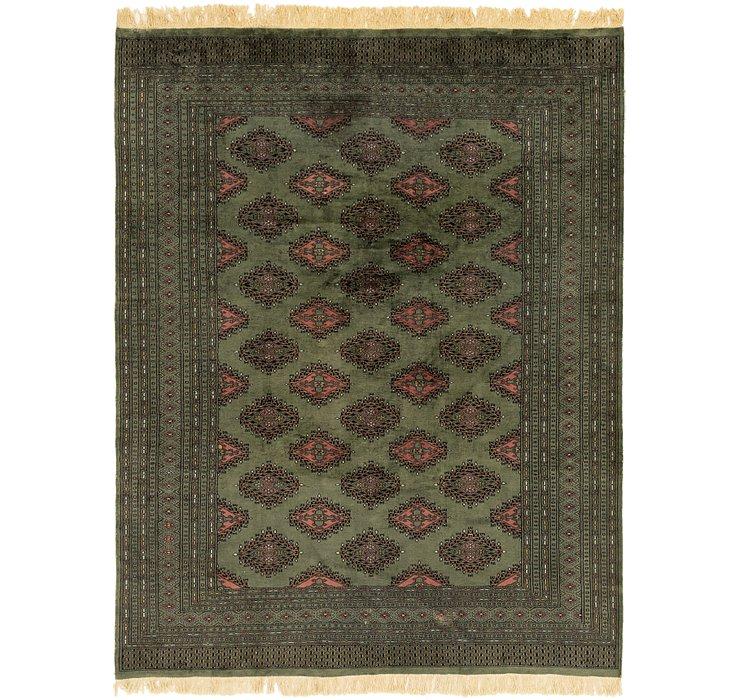 7' 6 x 9' 7 Bokhara Oriental Rug