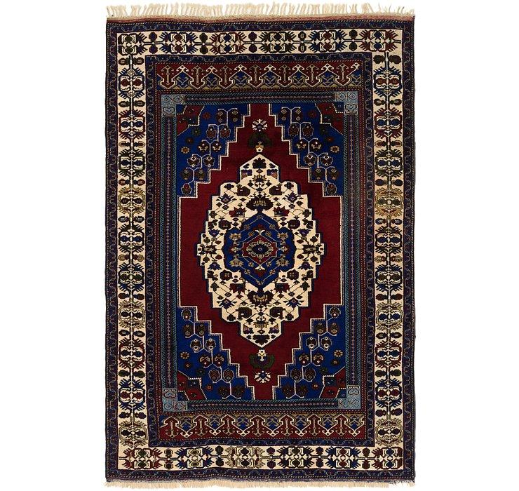 6' 9 x 10' Anatolian Rug