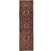 Link to 3' 3 x 11' 3 Gharajeh Persian Runner Rug
