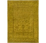 Link to 127cm x 175cm Over-Dyed Ziegler Rug