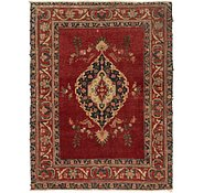 Link to 4' 7 x 6' Tabriz Persian Rug