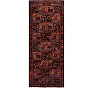 Link to 3' 10 x 9' 5 Meshkin Persian Runner Rug