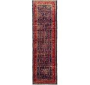 Link to 3' 10 x 13' 3 Khamseh Persian Runner Rug