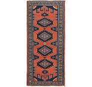Link to 3' 6 x 7' 10 Viss Persian Runner Rug