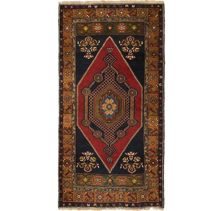 3' 10 x 7' 3 Anatolian Runner Rug