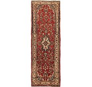 Link to 3' 5 x 10' Khamseh Persian Runner Rug