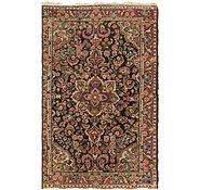 Link to 4' x 6' 8 Meshkabad Persian Rug