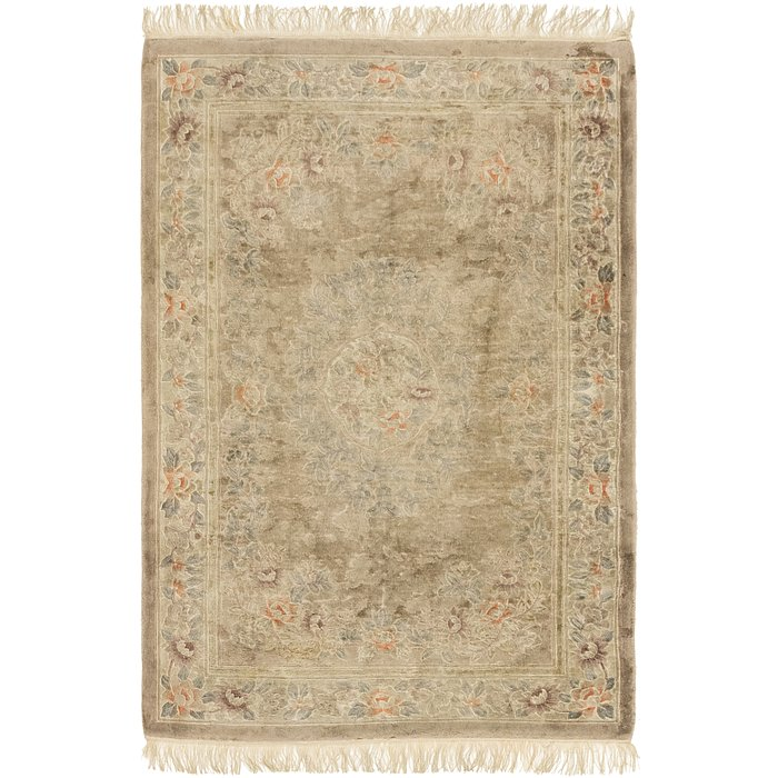 4' x 6' Antique Finish Rug