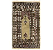 Link to 3' x 5' 4 Lahour Oriental Rug