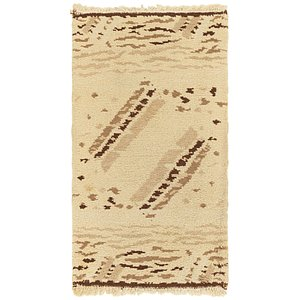 HandKnotted 2' 6 x 4' 7 Moroccan Rug