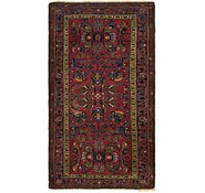 Link to 3' 7 x 6' 7 Nanaj Persian Rug