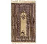 Link to 3' x 5' 2 Lahour Oriental Rug