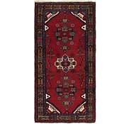 Link to 3' 5 x 7' 2 Hamedan Persian Runner Rug