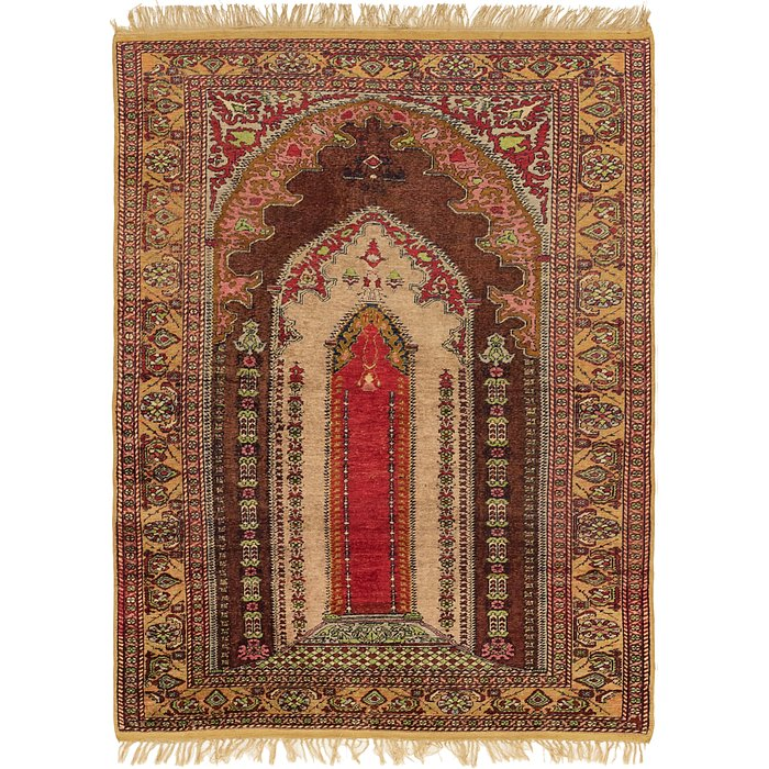 4' 2 x 5' 9 Lahour Rug