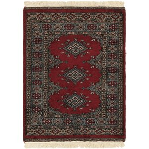 Link to 80cm x 112cm Bokhara Oriental Rug item page
