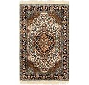 Link to 2' 7 x 4' Kashmir Oriental Rug