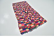 Link to 3' 8 x 8' Moroccan Runner Rug
